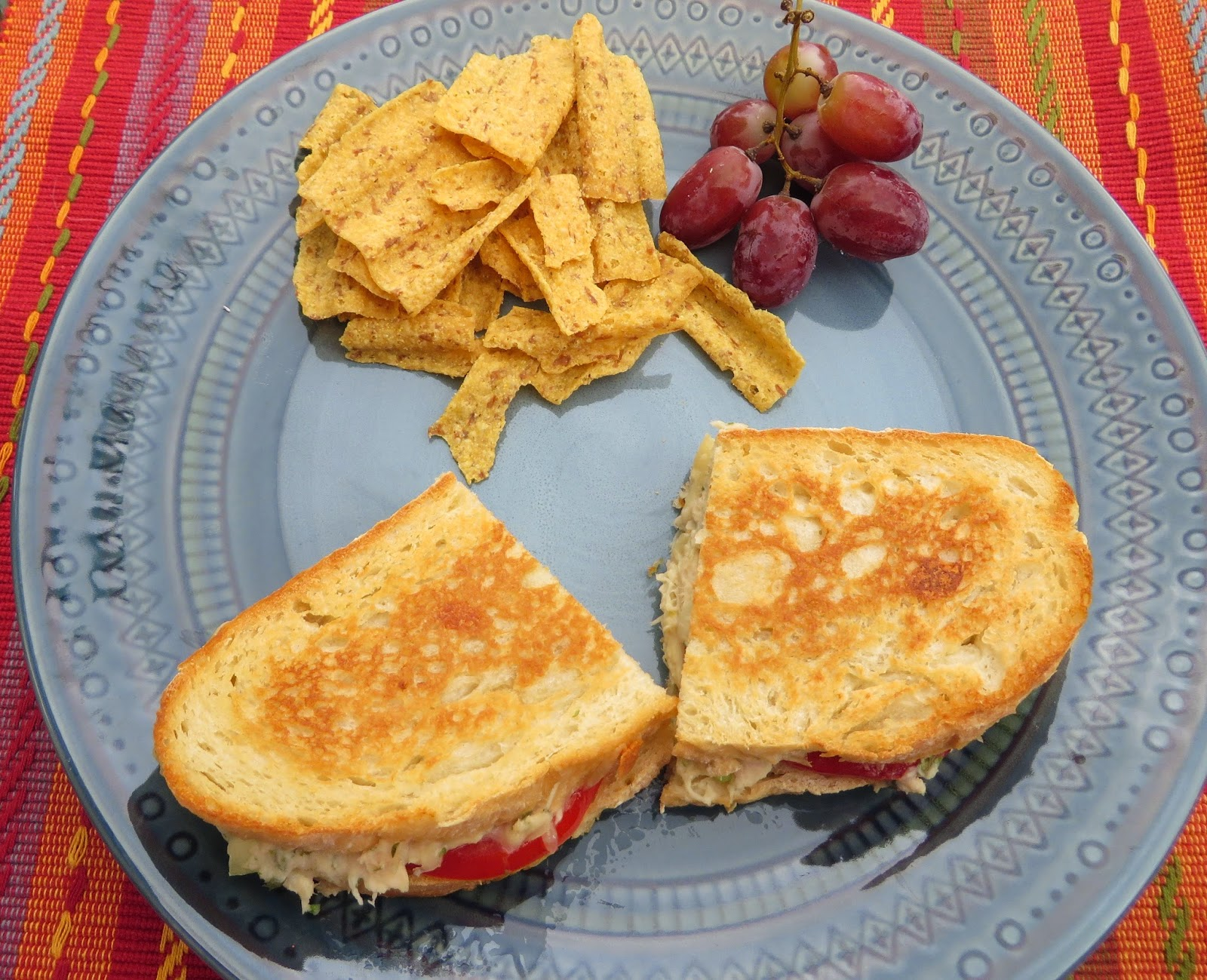 Tarragon Tuna Melt Recipe — Dishmaps