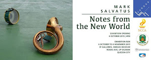 Notes from the New World by Mark Salvatus