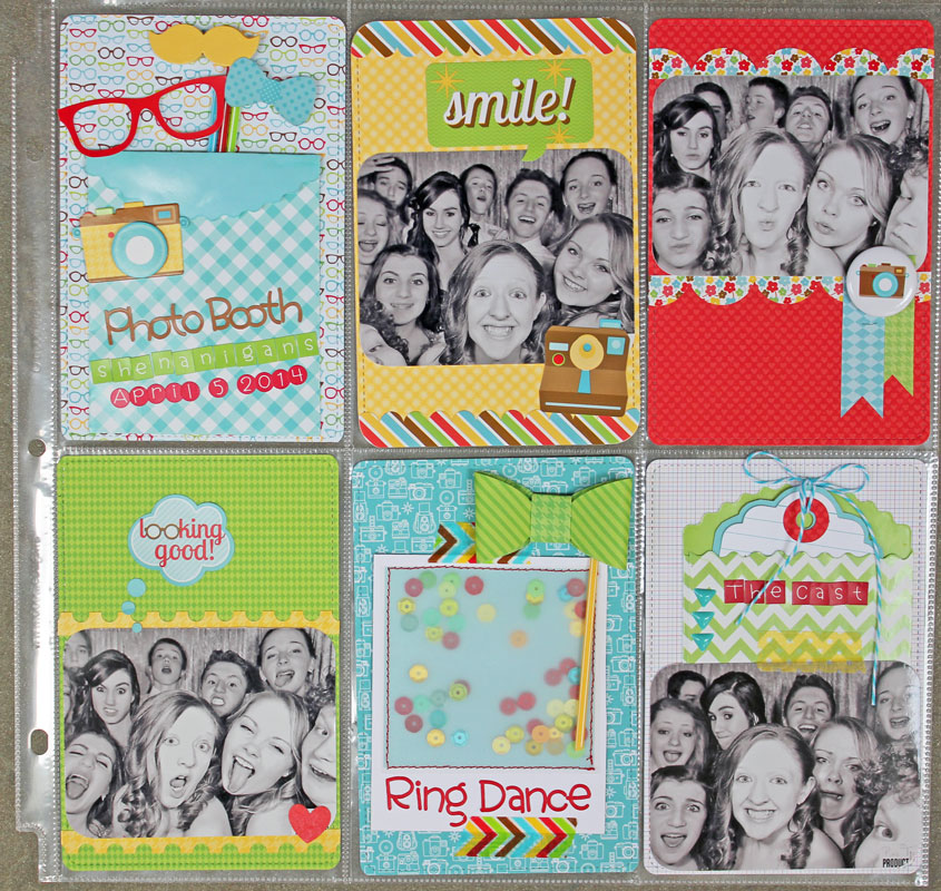 Doodlebug Design Inc Blog Using Treat Bags For Your Project Life