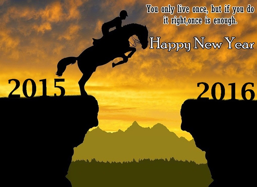 New Year Inspirational Images
