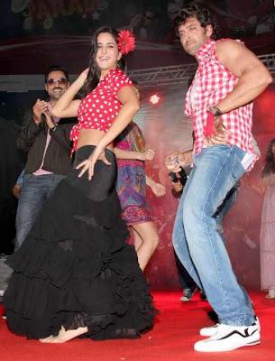 katrina kaif hrithik roshan dance