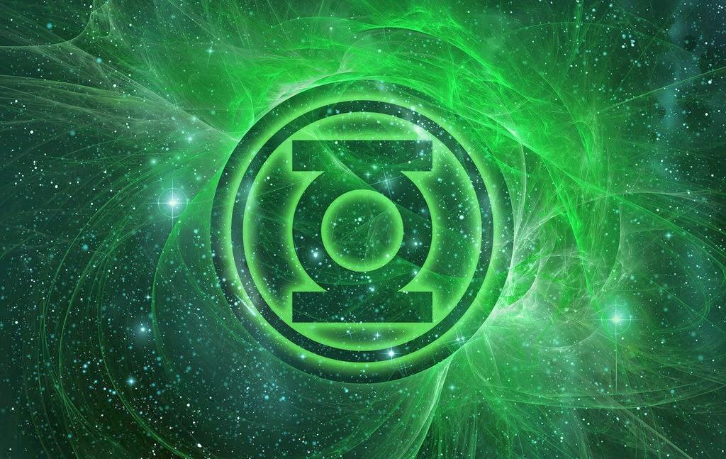 green lantern artwork wallpaper - photo #7