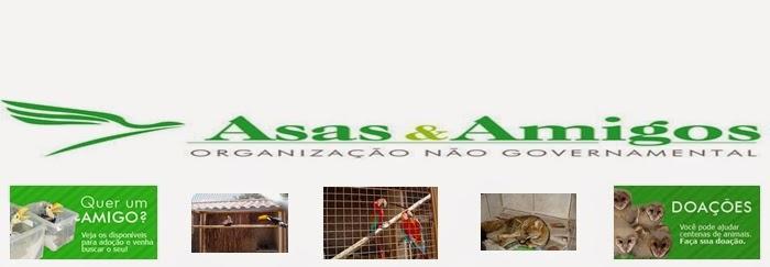 ASAS E AMIGOS DA SERRA