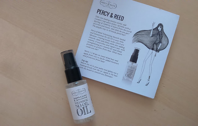 Percy & Reed No Oil Oil