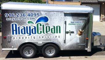 Araya Clean Pressure Washing Service