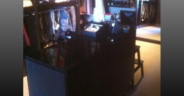 modernestil: walk-in-closet