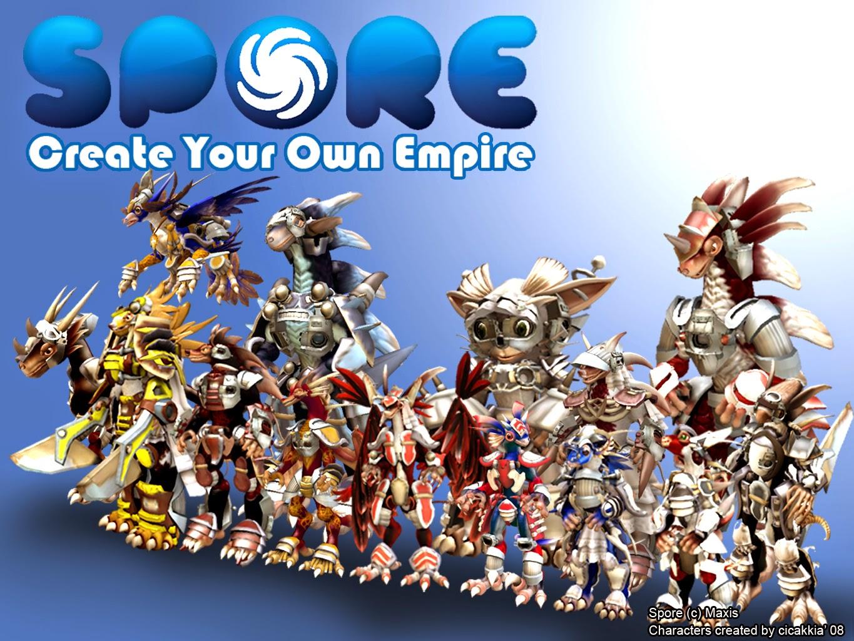 [GameGokil.com] Spore PC Games Full Version Iso Single Link