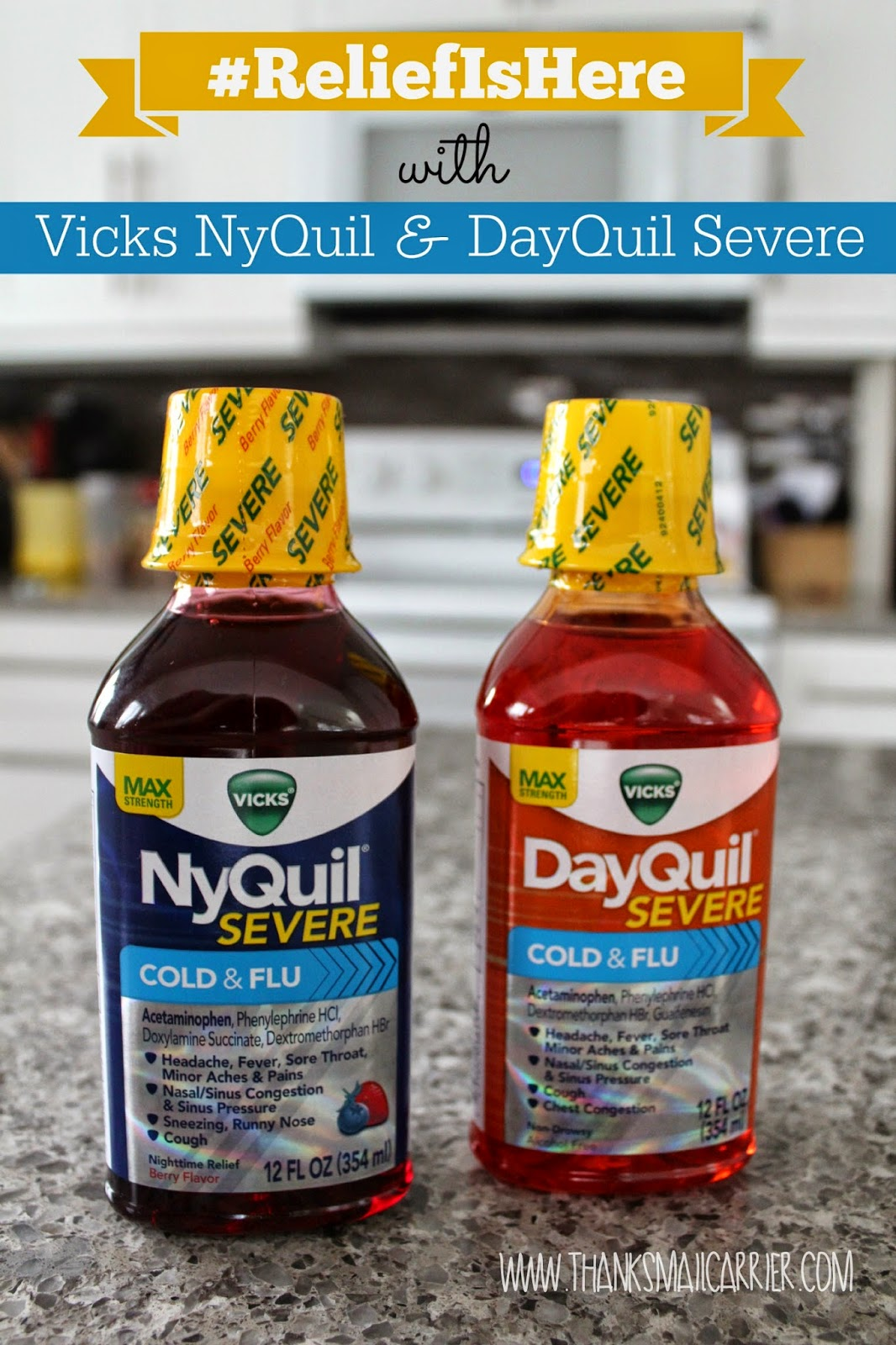 Easy-to-read patient leaflet for NyQuil. Includes indications, proper use, special instructions, precautions, and possible side effects.