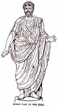 Ropa romana