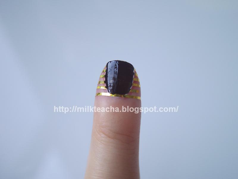 Vibrant Mix & Match nail 5