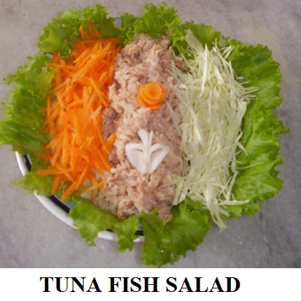 Tuna Fish Salad | Your Complete Recipes