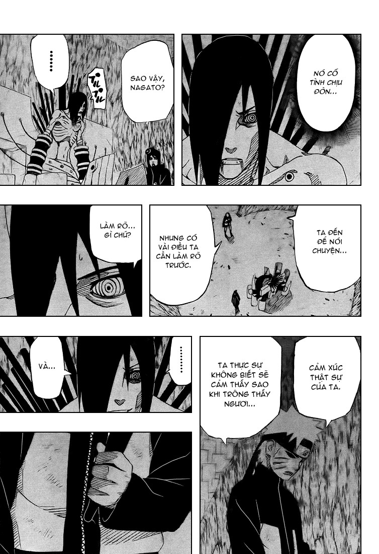 Naruto chap 444 Trang 6 - Mangak.info