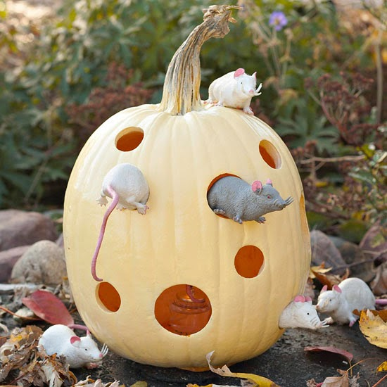 Fun spooky stuff and trivia unique pumpkin decorating ideas Unique pumpkin decorating ideas