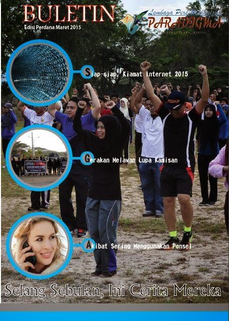 Bulletin Edisi Perdana 2015