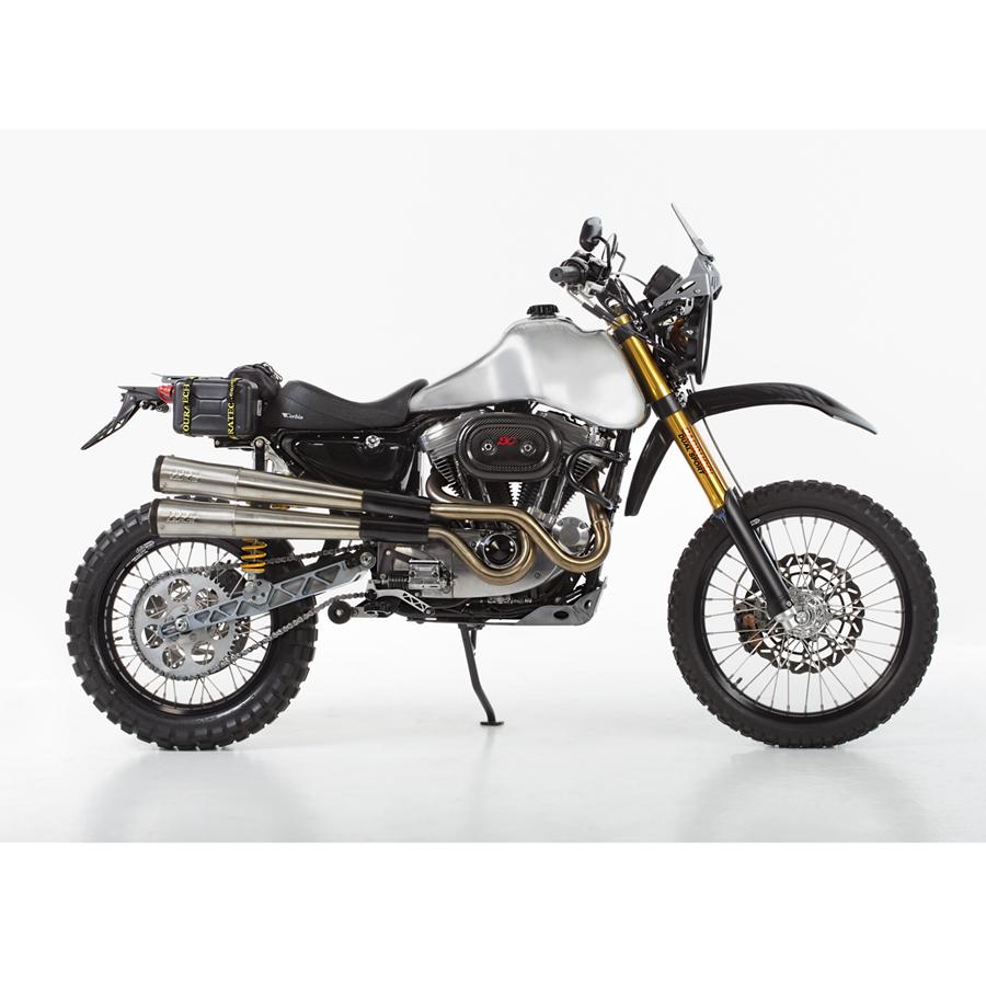 Harley davidson dual sport way2speed
