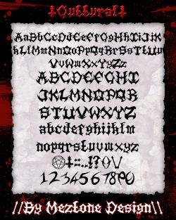 font metal free download