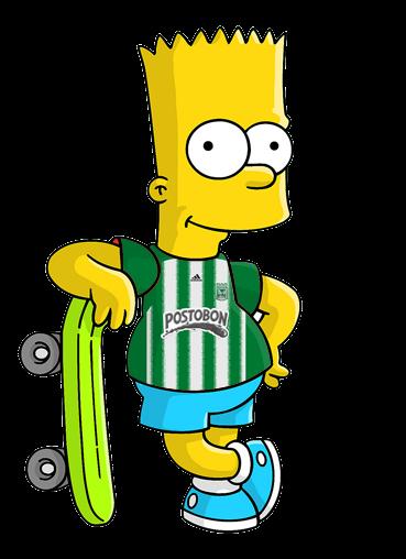 Fotos De Bart Simpson Galeria De Imagenes De Bart