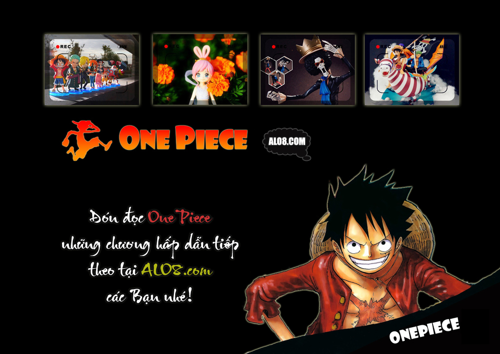 One Piece Chapter 695: Để đó cho tớ! 023