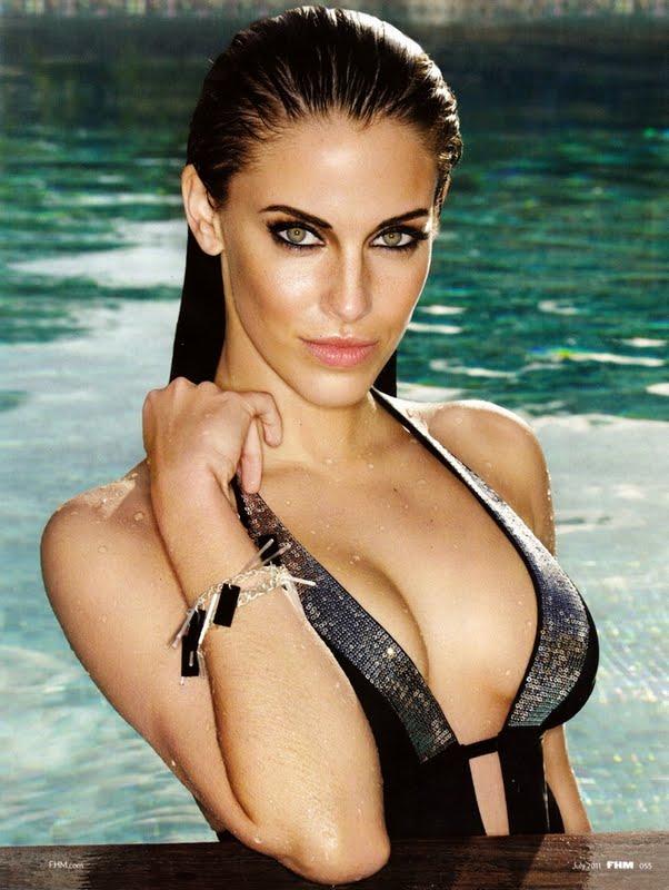 Jessica Lowndes in Bikini