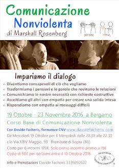 Corso Base dal 19 Ottobre 2016 a Bergamo