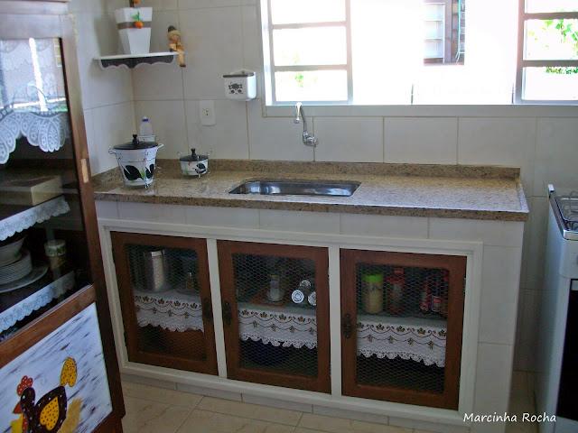 Blog de decoração Amo cozinhas rústicas, cozinhas de fazenda