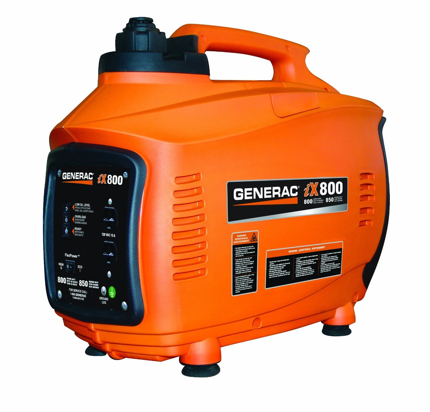 Inverter portable generator reviews - Choosing a gasoline powered generator ...