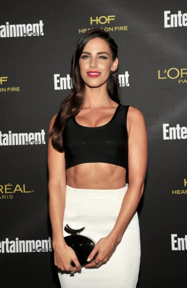 Jessica Lowndes August 2014