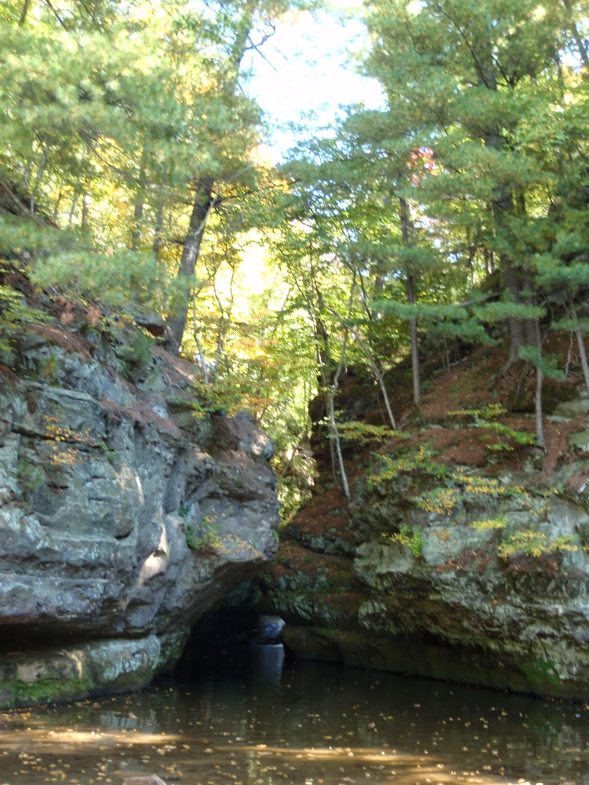 Pewits Nest Gorge and Skillet Creek