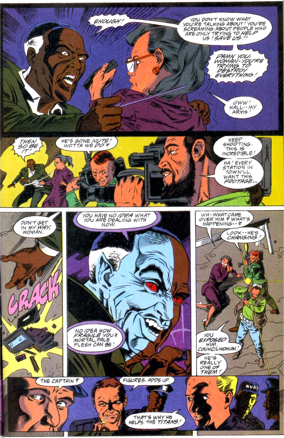 Deathstroke (1991) Annual 1 #1 - English 16