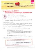 ver.di Infoblatt 2/2012