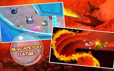 Rayman Fiesta Run mod
