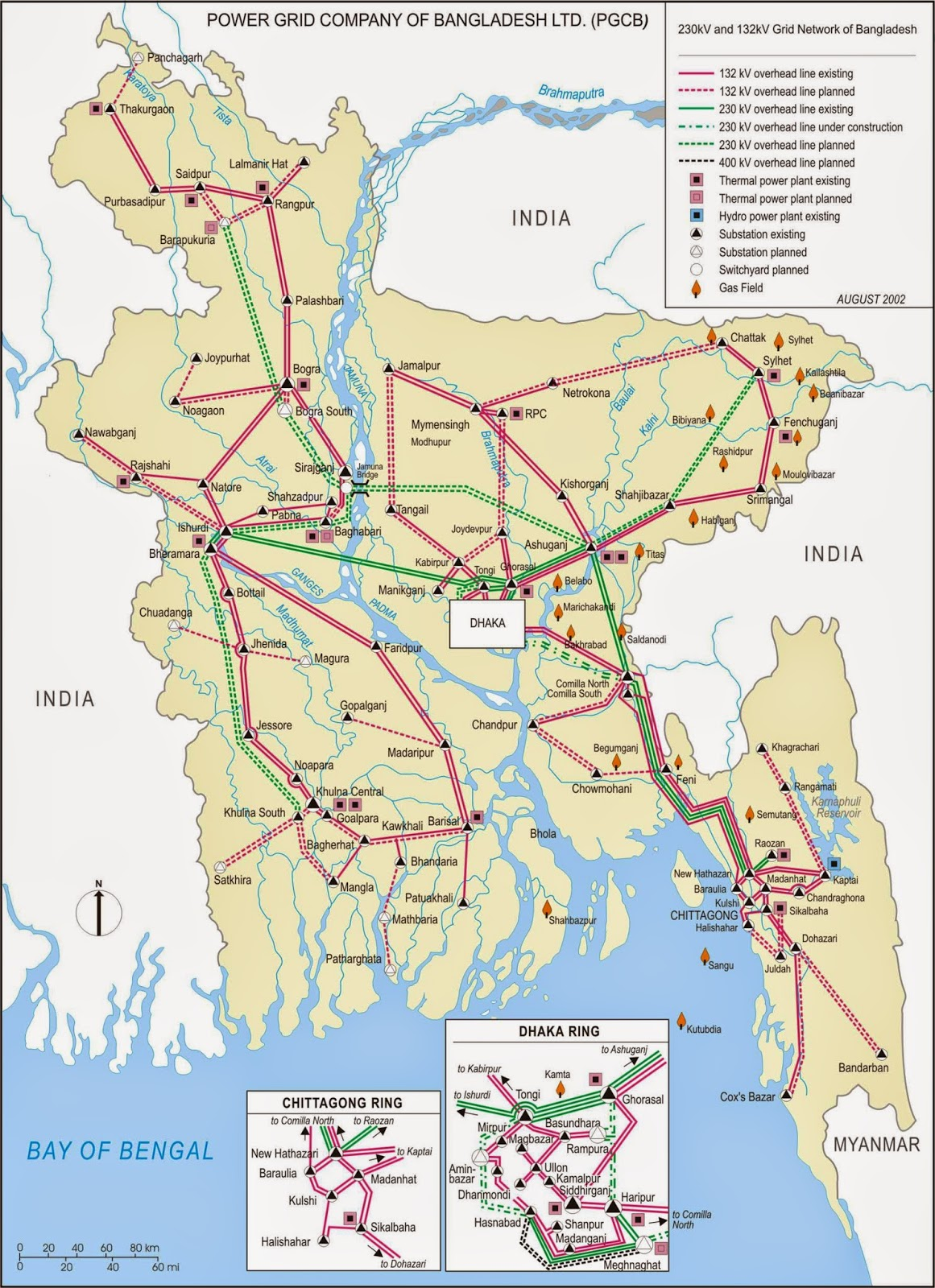 Bangladesh National Grid