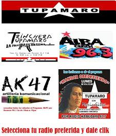 Radio Web de Tupamaro Para el Mundo