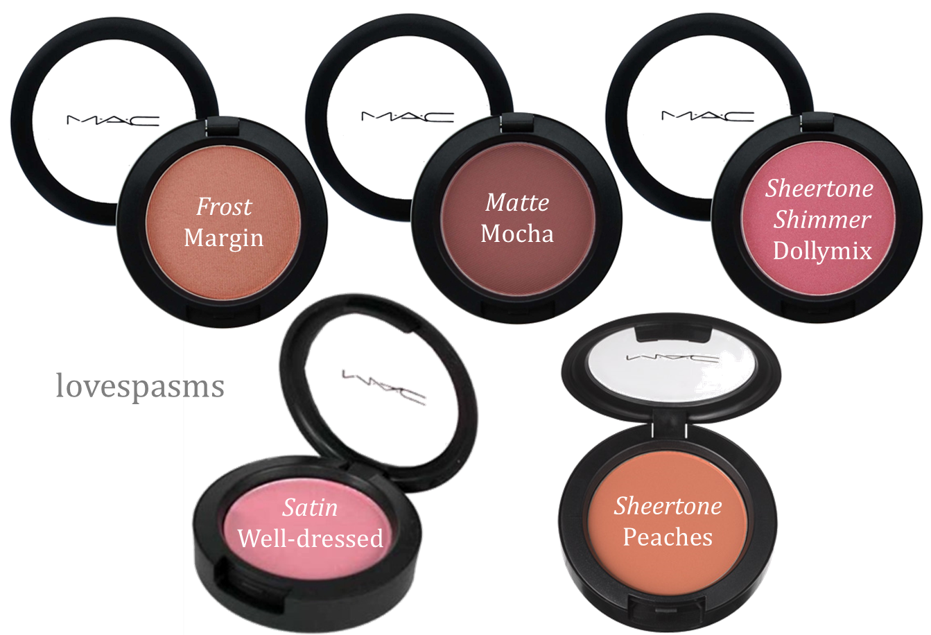 Collection Best Mac Blushes Pictures - Lotki