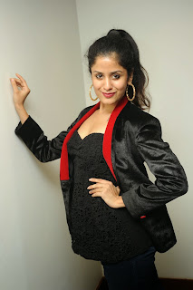 Actress Anukruthi Latest Picture Shoot Gallery in Jeans  043.JPG
