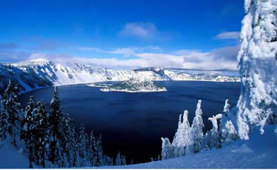 Danau Gunung Berapi Terindah di Dunia
