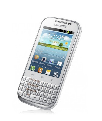 Samsung Galaxy Chat B5330 Qwerty, Memang Buat Chatting