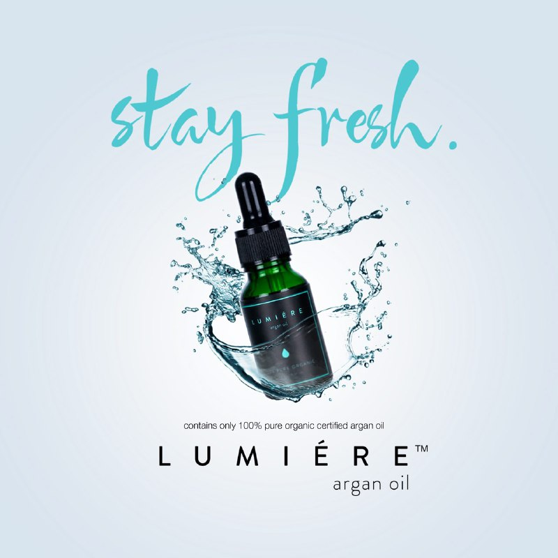 LUMIERE ARGAN OIL