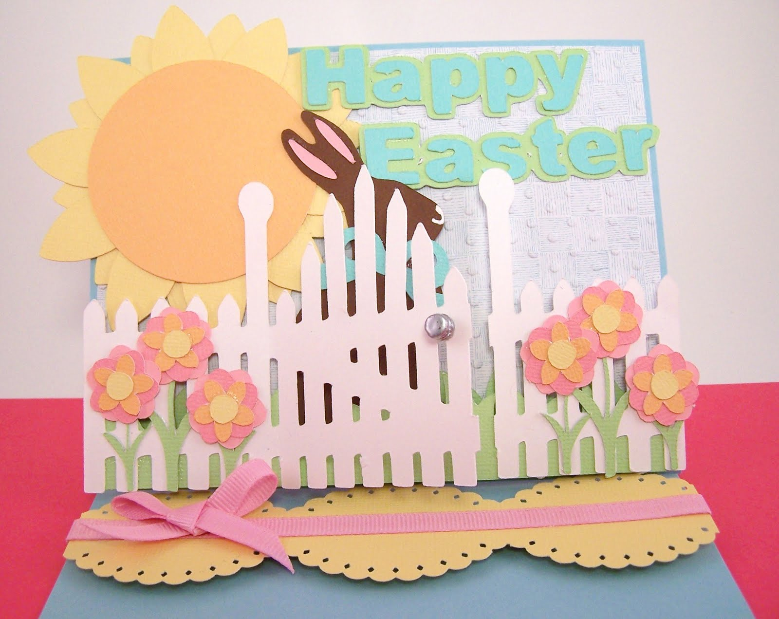 Card Making Ideas Easter Part - 22: Creative Easter Card Ideas