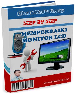 Memperbaiki monitor lcd