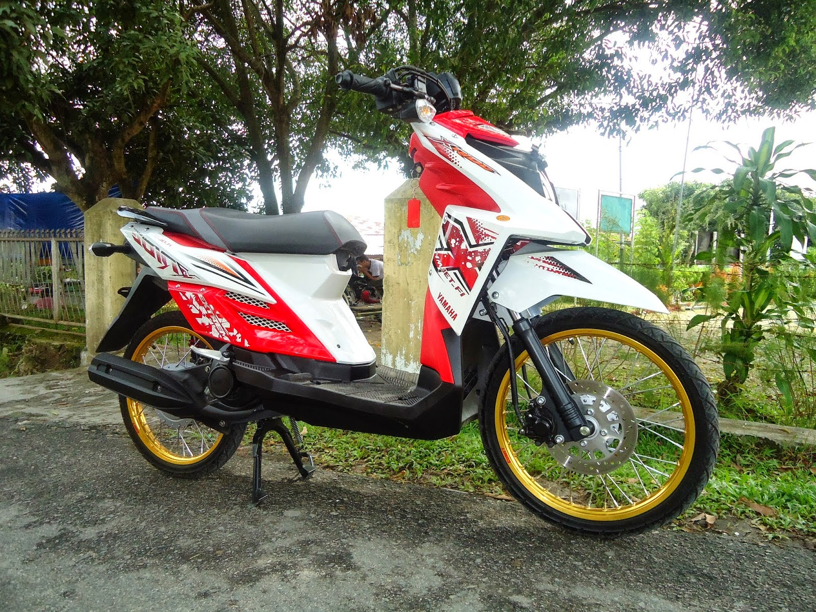 Modifikasi Motor Yamaha X Ride Modifikasi Motor Yamaha 2016  2017