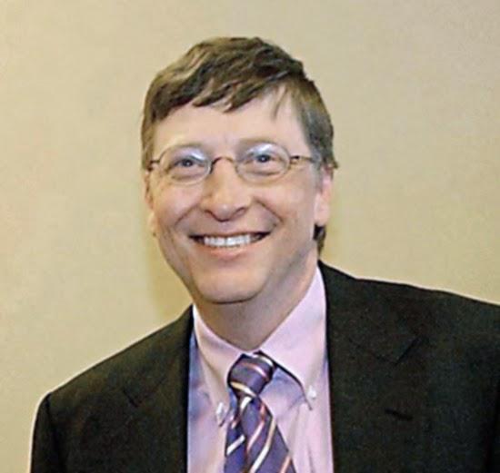 Biografi Bill Gates Pendiri Perusahaan Microsoft