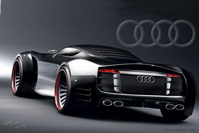 Beau ... Details And PicturesA Year Later, A Greater Focus On Control Of  Premiere GT R8, Audi Has Introduced An Open Version Of A Limited Production Sports  Car.