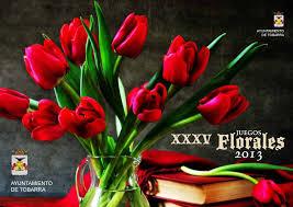 XXXV Edición Juegos Florales