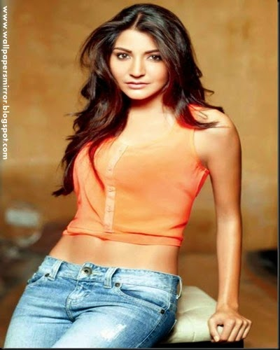Anushka sharma hot ohotoshoot