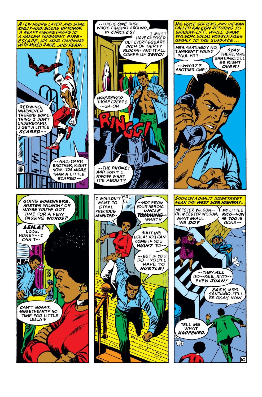 Captain America (1968) Issue #149 #63 - English 11