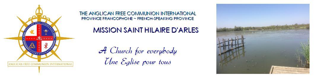 Mission Saint Hilaire d'Arles