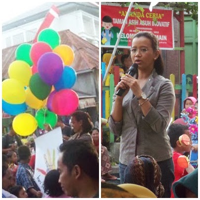 GKR Pembayun: Perayaan Hari Seni Anak Indonesia