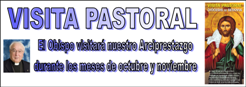 Hoja Arciprestal: Visita Pastoral