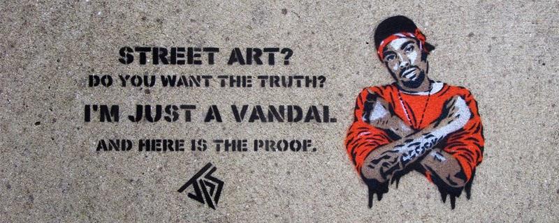 El arte urbano de JPS